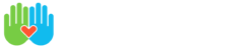 VM logo color - white text no tagline- transparent