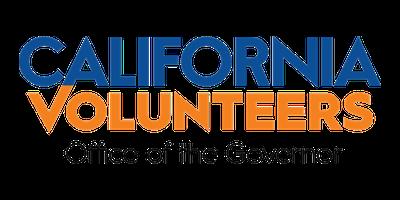 logo - california volunteers