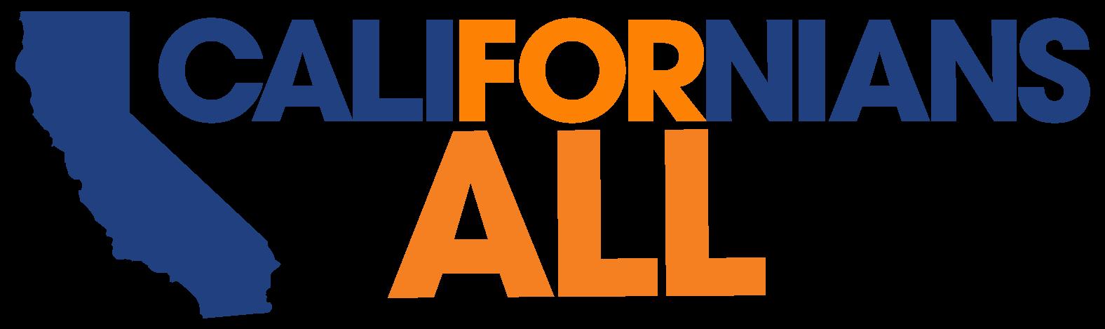logo - californians for all